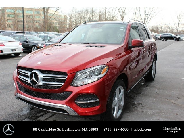 New 2017 mercedes benz gle gle350 suv in burlington for 2017 mercedes benz gle350 4matic price