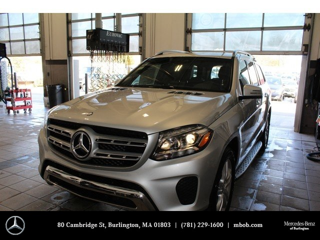 New 2017 mercedes benz gls gls450 suv in burlington for 2017 mercedes benz gls450