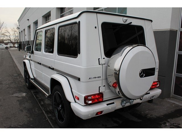 New 2017 mercedes benz g class g63 amg suv in burlington for 2017 mercedes benz g class msrp
